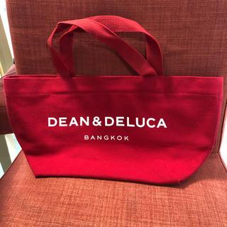 ディーンアンドデルーカ(DEAN & DELUCA)の【新品】バンコク限定 DEAN & DELUCA トートバッグ(トートバッグ)