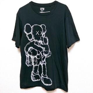 ユニクロ(UNIQLO)の美品*ユニクロ×カウズ*Tシャツ(Tシャツ/カットソー(半袖/袖なし))