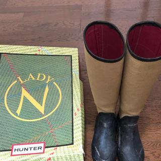 ハンター(HUNTER)のhunter ハンター  レインブーツ 23センチ(レインブーツ/長靴)