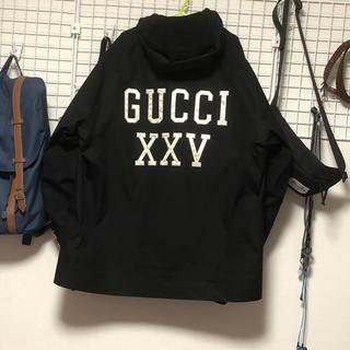 グッチ(Gucci)のGUCCI ナイロンジャケット(ナイロンジャケット)