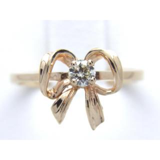 K14 ダイヤモンド リング*(リング(指輪))