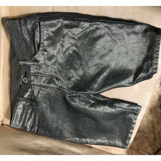 ルグランブルー(LGB)のIFSIXWASNINE美品イフシックスワズナインハーフパンツ銀糸(ハーフパンツ)