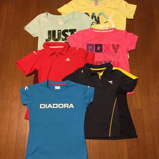 DIADORA - レディース   テニス ランニング スポーツウエア まとめ売り