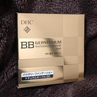 ディーエイチシー(DHC)のBB パウダリーファンデーション オークル00(ファンデーション)