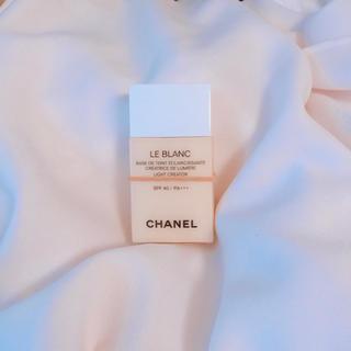シャネル(CHANEL)の▶︎CHANEL ル ブラン ルミエール 20ミモザ(化粧下地)