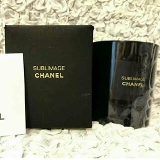 シャネル(CHANEL)のシャネル  サブリマージュ  非売品フレグランスキャンドル CHANEL(アロマグッズ)