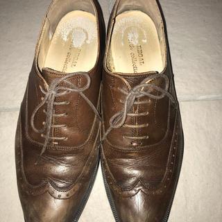 リーガル(REGAL)のリーガルREGAL ブラウン 革靴 メンズ 24センチ(ドレス/ビジネス)