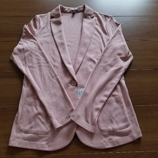 ユニクロ(UNIQLO)の☆新品☆UNIQLO UVカット カットジャケット Sサイズ(テーラードジャケット)