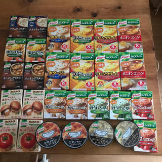 味の素 - クノール カップスープ スープDELI  詰め合わせ