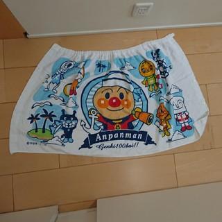 アンパンマン(アンパンマン)のアンパンマン☆ラップタオル☆53㎝丈(タオル/バス用品)