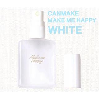 キャンメイク(CANMAKE)の限定品 CANMAKE メイクミーハッピー フレグランスウォーター ホワイト(香水(女性用))