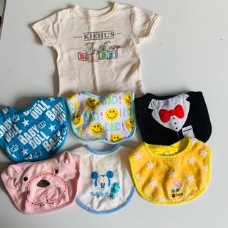 ベビーギャップ(babyGAP)の赤ちゃん ベビー 人気スタイセット まとめ売り(ベビースタイ/よだれかけ)