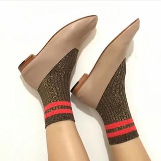トゥモローランド(TOMORROWLAND)のマルティニアーノ パンプス バレエシューズ(ローファー/革靴)