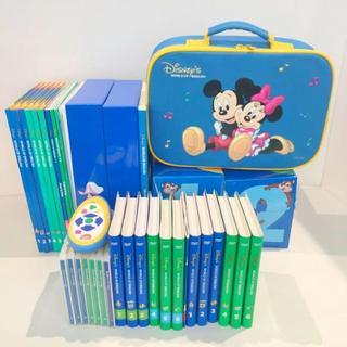 ディズニー(Disney)のディズニー英語システム 2009年購入!ミ二ーパッケージ ハーフ(知育玩具)