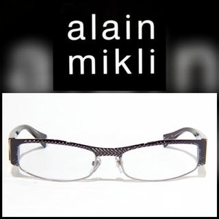 アランミクリ(alanmikli)のほぼ新品・未使用品 アランミクリ メガネ(サングラス/メガネ)