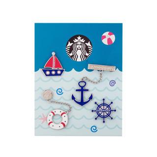 Starbucks Coffee - [韓国スタバ] ピンバッチセット