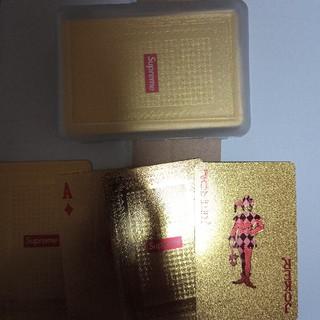 シュプリーム(Supreme)のsupreme トランプ カード(トランプ/UNO)