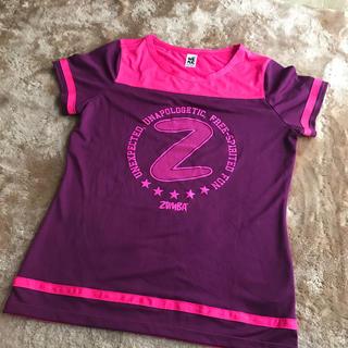 ズンバ(Zumba)のZUMBA UNEXPECTED Tシャツ(ダンス/バレエ)