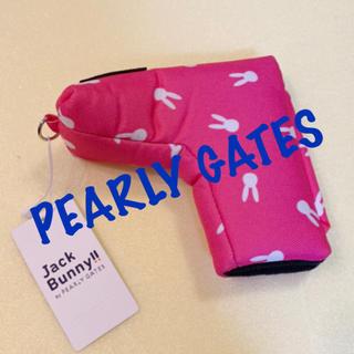パーリーゲイツ(PEARLY GATES)の新品■ 4,860円【パーリーゲイツ 】パターカバー ピンク(その他)