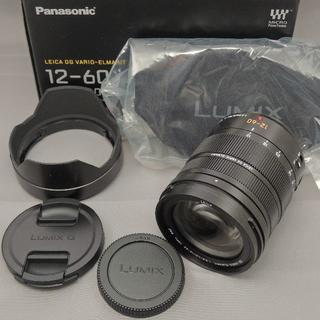 パナソニック(Panasonic)のパナソニック DG VARIO-ELMARIT12-60mmF2.8-4(レンズ(ズーム))