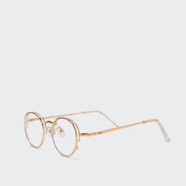 ZARA(ザラ)の【新品】ZARA 最新作  メタルフレーム付きサングラス メンズのファッション小物(サングラス/メガネ)の商品写真