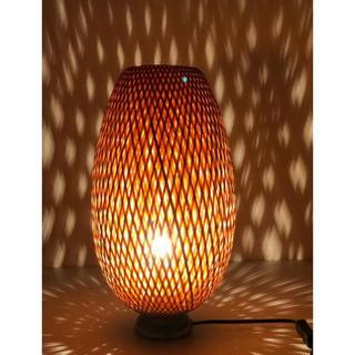IKEA - IKEA イケア BOJA フロアライト 照明 ランプ  藤 竹 和室 ベイヤ