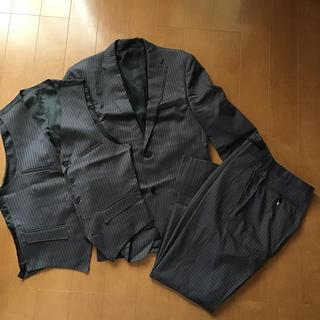 バーバリーブラックレーベル(BURBERRY BLACK LABEL)のバーバリーブラックレーベル スーツ 3点セット(セットアップ)