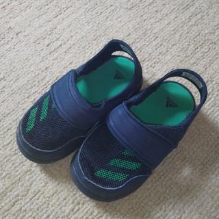 アディダス(adidas)のアディダス サンダル 15センチ(サンダル)