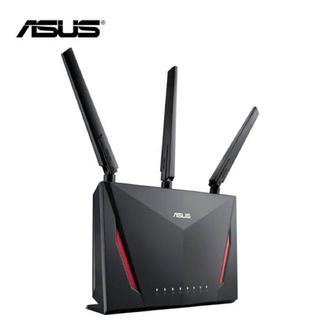 エイスース(ASUS)のASUS ゲーミング ルーター RT-AC86U 中古(PC周辺機器)