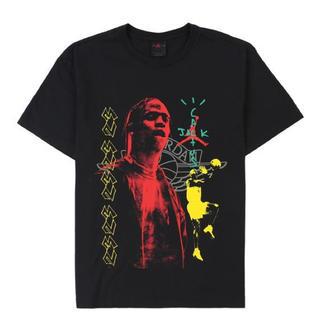 ナイキ(NIKE)の新品 正規品 L NIKE トラヴィス スコット Tシャツ(Tシャツ/カットソー(半袖/袖なし))