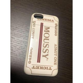 マウジー(moussy)のmoussy iPhone6.7.8ケース (iPhoneケース)