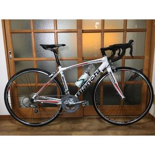 ビアンキ(Bianchi)の新品 未使用 Bianchi via nirone 7 ロードバイク(自転車本体)
