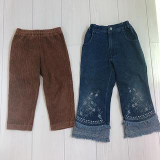 ファミリア(familiar)のベビー服 / パンツ 100cm(パンツ/スパッツ)