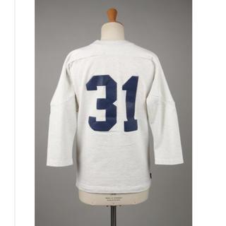 マディソンブルー(MADISONBLUE)のキキ様専用☆マディソンブルー  フットボール ネップT(Tシャツ/カットソー(七分/長袖))