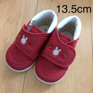 ファミリア(familiar)の【新品】ファミリア 靴13.5cm(スニーカー)