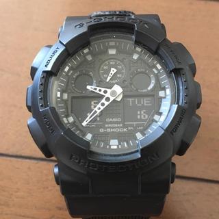 e2d2a74e5a Gショック(G-SHOCK) メンズ腕時計(アナログ)(ブラック/黒色系)の通販 ...