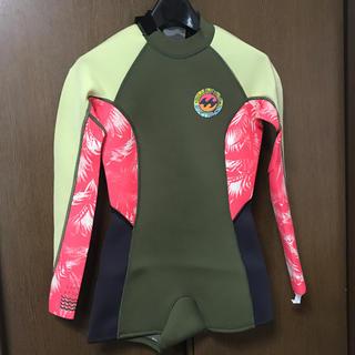 ビラボン(billabong)の新品未使用 送料込 billabong ビラボン ウエットスーツ M(サーフィン)