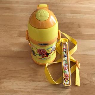 アンパンマン - アンパンマンの水筒とおまけのお箸!