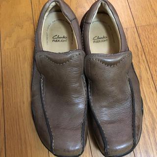 クラークス(Clarks)のclarks flexlight メンズ革靴(ローファー/革靴)