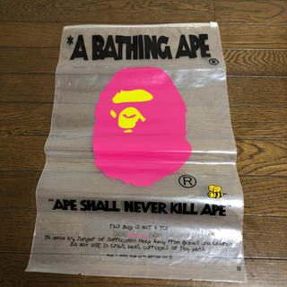 A BATHING APE - A BATHING APE 袋