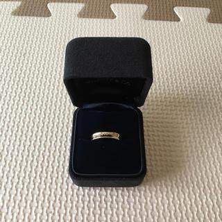ティファニー(Tiffany & Co.)のTIFFANY1837リングルベドメタル(リング(指輪))