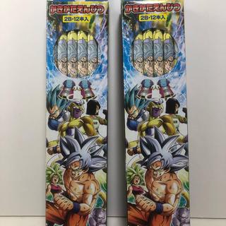 ショウワノート(ショウワノート)の「ドラゴンボール超」かきかた鉛筆2B 24本(鉛筆)
