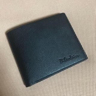 メンズ 折り財布 黒(折り財布)
