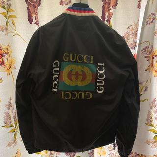 グッチ(Gucci)のGUCCIナイロンジャケット(ナイロンジャケット)