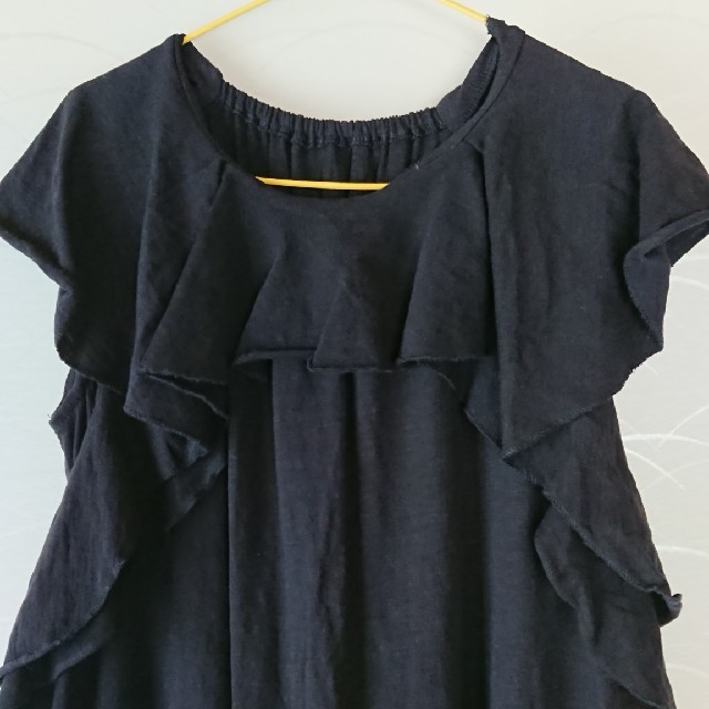 GU(ジーユー)のワンピース キッズ/ベビー/マタニティのキッズ服 女の子用(90cm~)(ワンピース)の商品写真