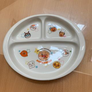 アンパンマン(アンパンマン)の☆本日限定値下げ❣️アンパンマン レア‼︎陶器のランチプレート❣️超お買い得❣️(プレート/茶碗)