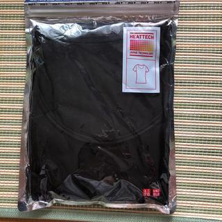 ユニクロ(UNIQLO)のUNIQLO ヒートテック半袖 XL 新品未開封(アンダーシャツ/防寒インナー)