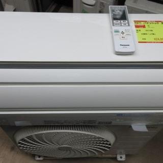 パナソニック(Panasonic)のK671 パナソニック 中古エアコン 主に6畳用 冷2.2kw/暖2.2kw(エアコン)