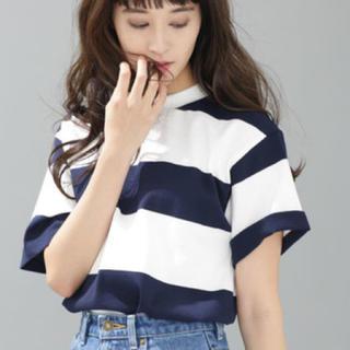 ナノユニバース(nano・universe)の美品 ナノ ユニバース Tシャツ(Tシャツ(半袖/袖なし))