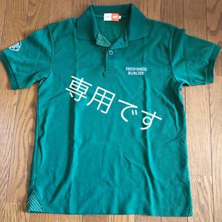ビームス(BEAMS)のビームス  フレッシュネスバーガーロゴ入りポロシャツ(ポロシャツ)